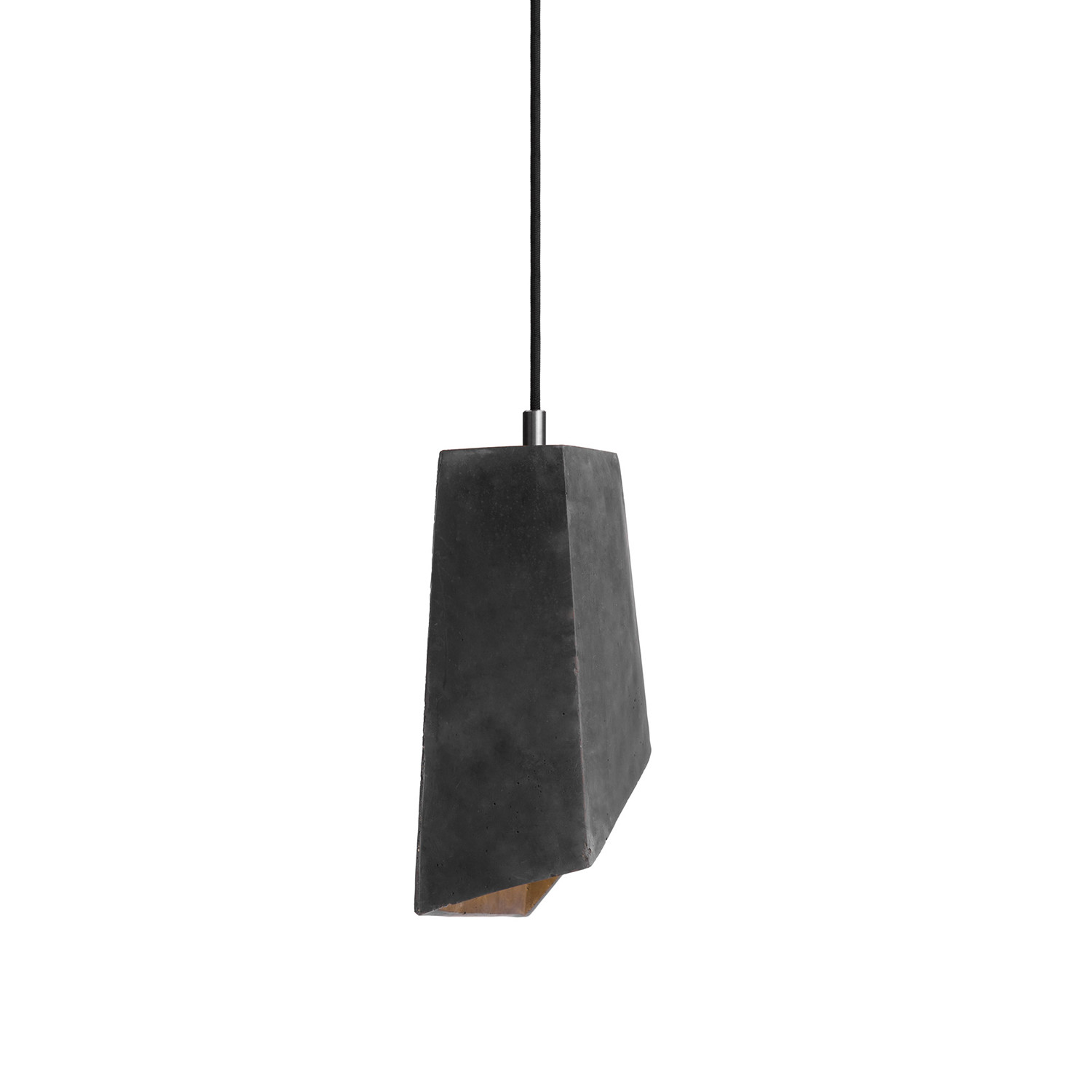 in light en grey pendant concrete ie lights lenna