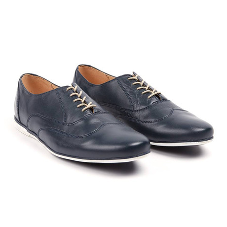 Sport Oxford // Navy Blue (UK: 6.5)