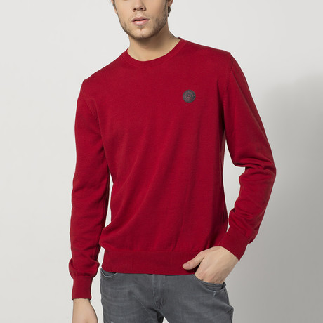 Crewneck Sweater // Bordeaux (S)