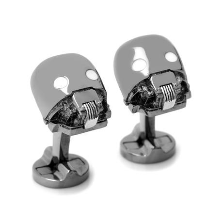 3D K-2SO Cufflinks