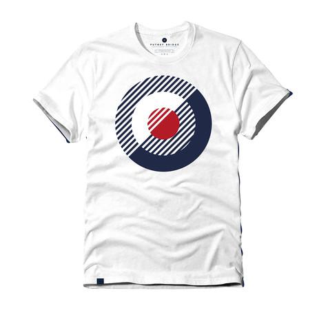 Bauhaus T-Shirt // White (XS)
