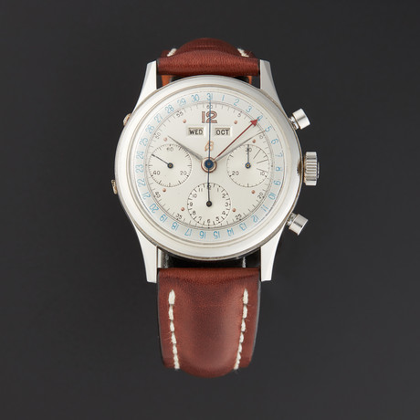 Breitling Vintage Day Date Chrono Manual Wind // Pre-Owned