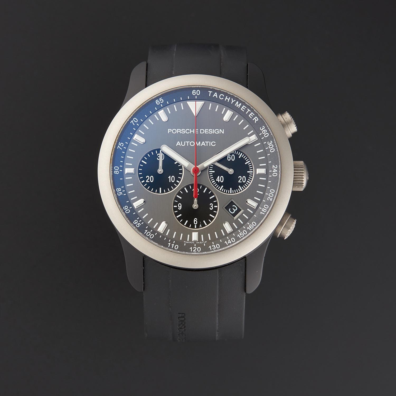 Porsche Design Chronograph Automatic // 6612.14/1 // Pre