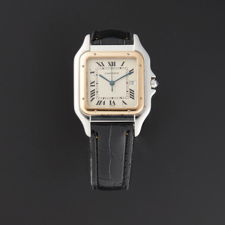Cartier Santos Quartz // 187957 // Pre-Owned