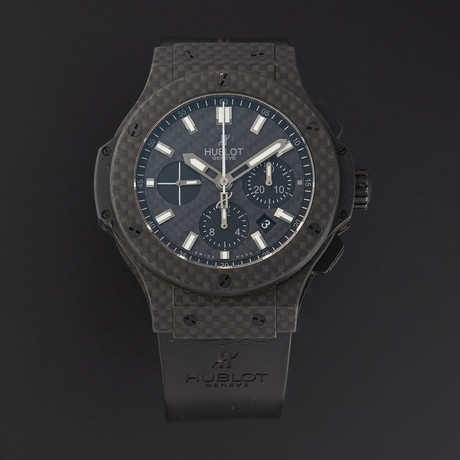 Hublot Big Bang Chronograph Automatic // 301.QX.1740 // Pre-Owned