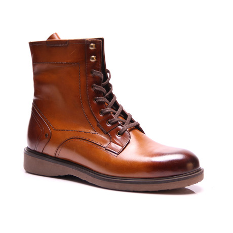 Tall Boot // Tobacco (Euro: 39)