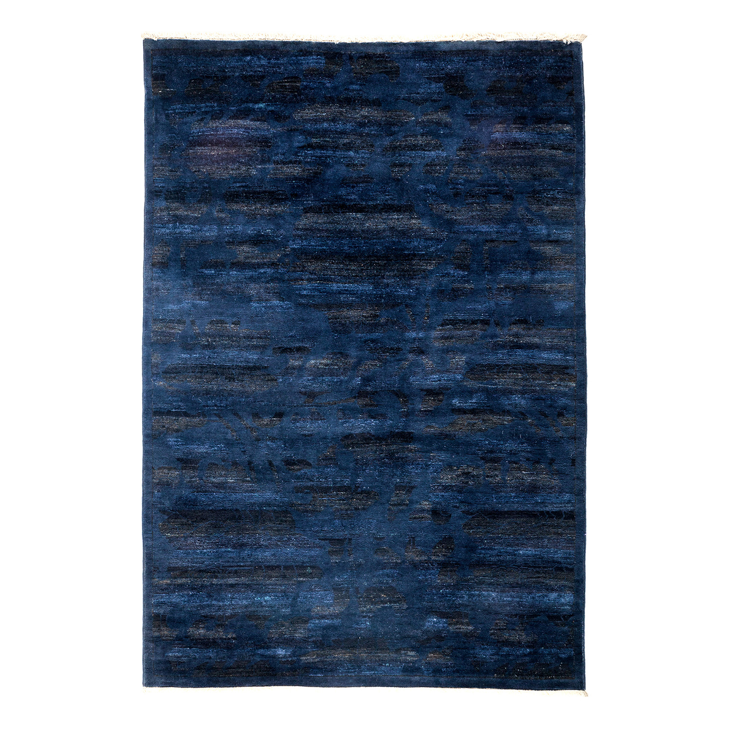 Vibrance hand knotted area rug 1837 168 solo rugs touch of modern - How to make a wool accent rug work for your space ...