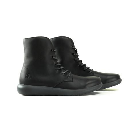 Larries High-Top Sneaker // Black (US: 6)
