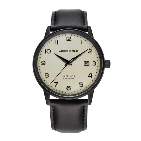 Aries Gold Odyssey 9010 Automatic // G 9010 BK BEI