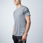Volt Fitness Tech Tee // Grey (S)