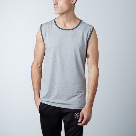 Breaker Fitness Tech Tank // Grey (XS)