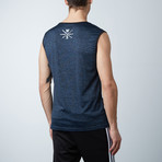 Breaker Fitness Tech Tank // Blue (S)