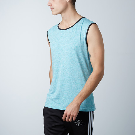 Breaker Fitness Tech Tank // Lt. Blue (XS)