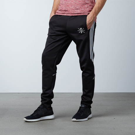 The One & Only Track Joggers // Black (XS)