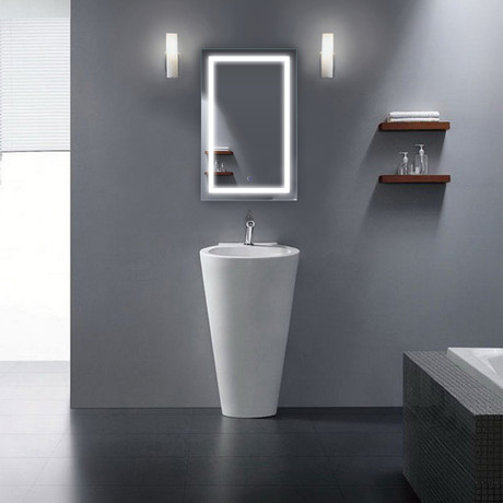 Krugg Reflections Led Mirrors And Cabinets Touch Of Modern