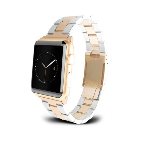 Gold Metal Band // 42mm