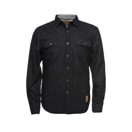 CPO Shirt Jacket // Gray (XS)