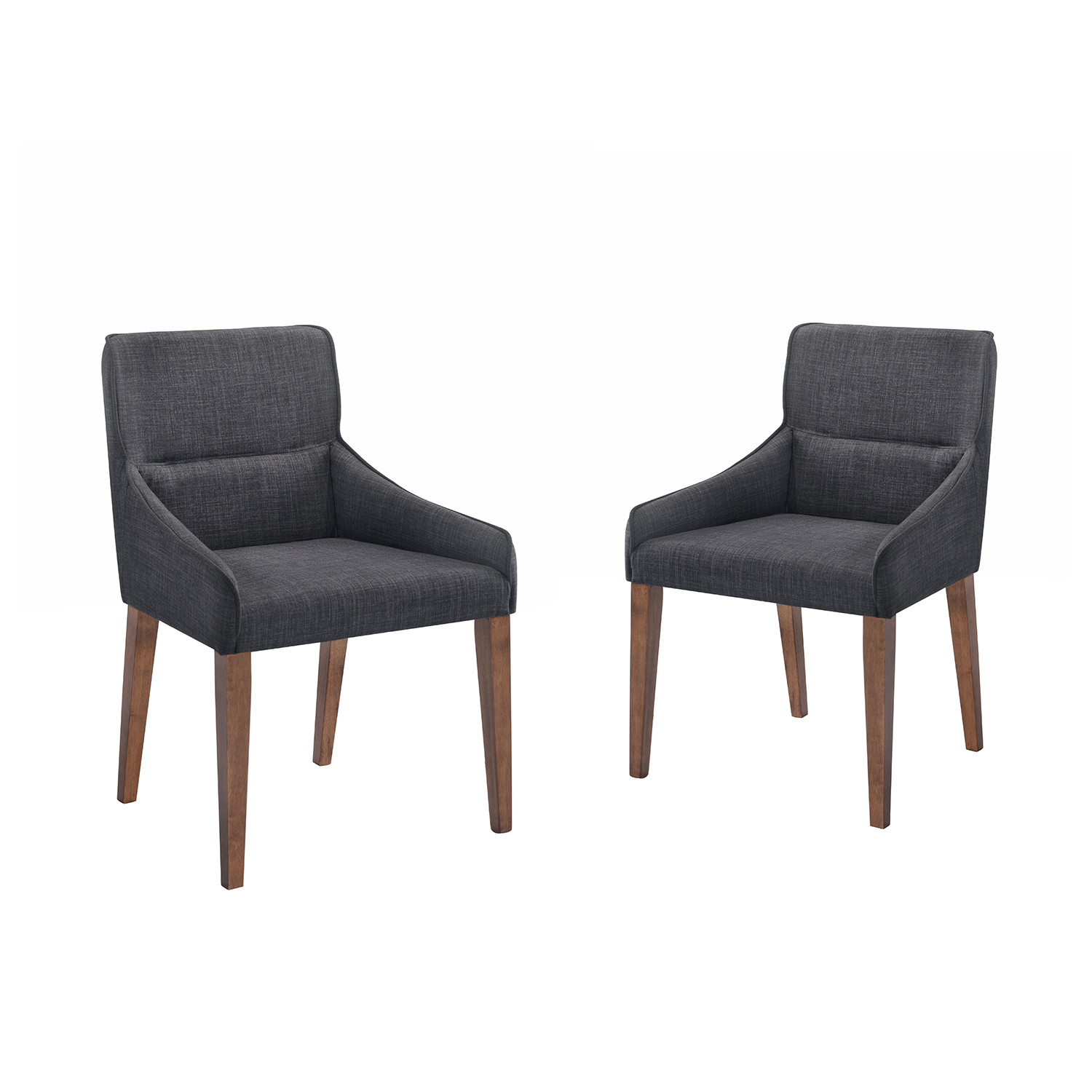 Ellen Dining Side Chair Set of 2 Charcoal Omax  : c3e61cfe7a364fcba11ae6d794e90a60large from www.touchofmodern.com size 1500 x 1500 jpeg 164kB