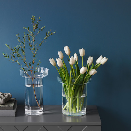 Limelight Vase (Rose)