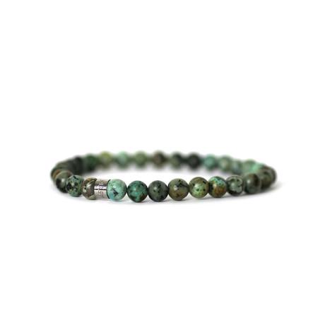 Chameleon Bracelet // Green