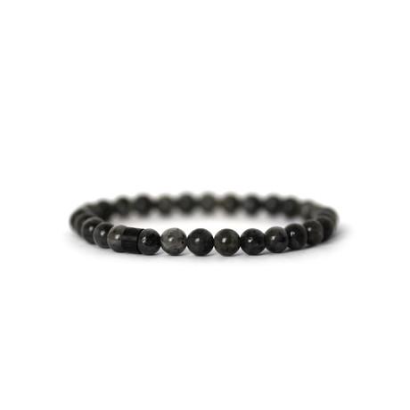 Stone Cold Bracelet // Gray