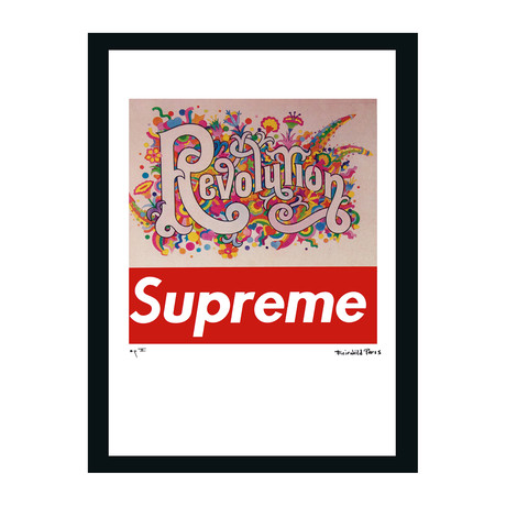 "Revolution (12""W x 16""H x 1""D)"