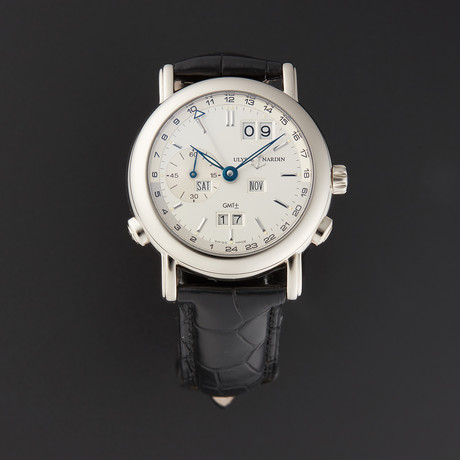 Ulysse Nardin GMT Perpetual Automatic // 320-22 // Store Display