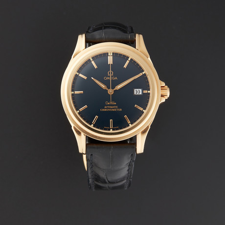 Omega DeVille Co-Axial Chronometer Automatic // 4631.80.33 // Pre-Owned