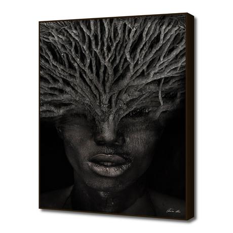 """Man Is A Tree (16""""W x 20""""H x 1.5""""D)"""