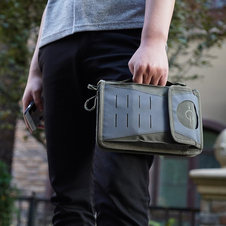BlockD 16G // EDC Wallet (Black)