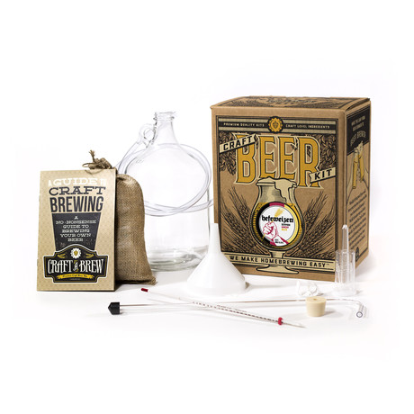 Hefeweizen Brew Kit