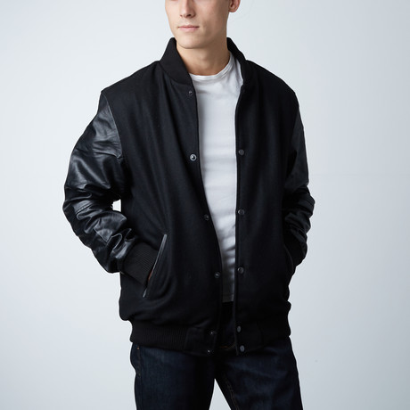 B2 Jacket // Black (S)