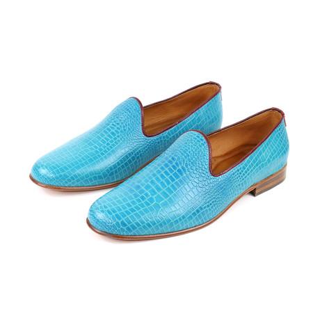 Aqua Lizaro Slippers // Aqua (US: 7)