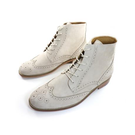 Tosty Wingtip Boots Eva // Brown (US: 7)
