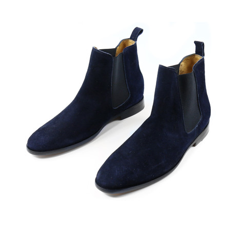 Naval Chelsea Boots // Navy (US: 7)