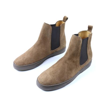 Tierra Chelsea Boots Sneakers // Brown (US: 7)