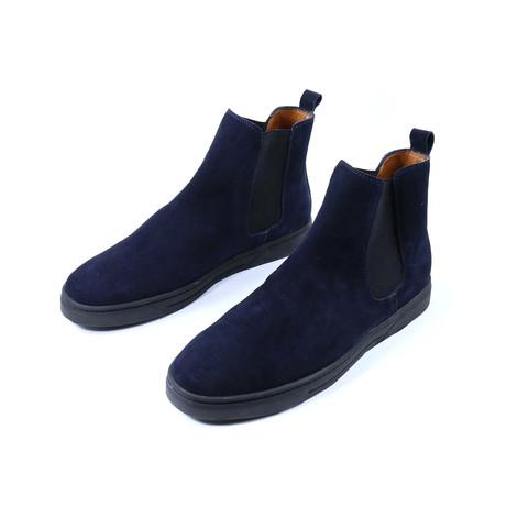 Naval Chelsea Boots Sneakers // Brown (US: 7)