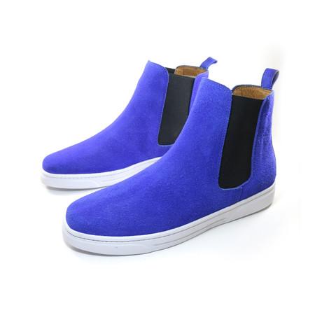 Jean Chelsea Boots Sneakers // Blue Jean (US: 7)