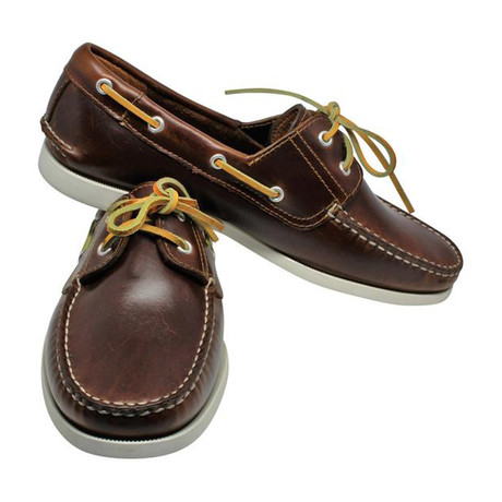 Boat Shoe // Brown (US: 7)