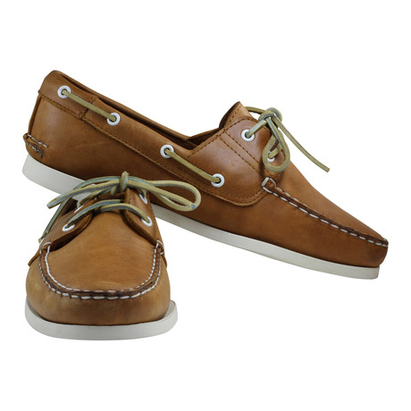 Boat Shoe // Tan (US: 7)