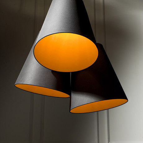 Petit (Black Inside Tangerine)