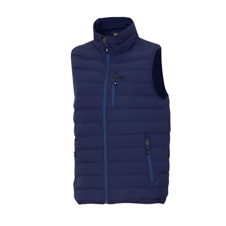 Cascade Down Vest // Deep Blue (S)
