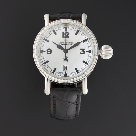 Chronoswiss Timemaster Automatic // CH-2833D-MP // Store Display