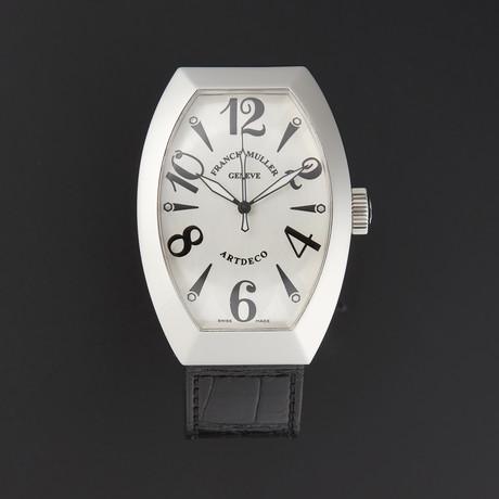 Franck Muller Art Deco Automatic // 11000 H SC // Store Display