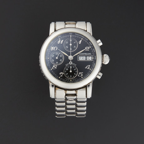 Montblanc Meisterstuck Star Chronograph Automatic // 7016 // Pre-Owned