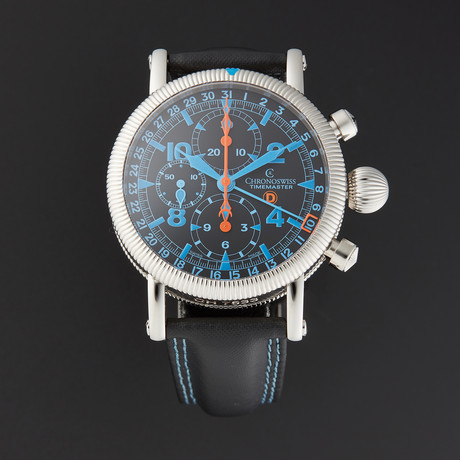 Chronoswiss Timemaster Date Automatic // CH-7533DST-NH/31-1 // Store Display