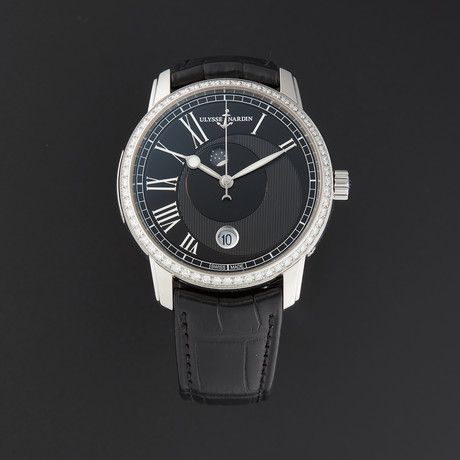 Ulysse Nardin Classico Luna Automatic // 8293-122B-2/422 // Store Display