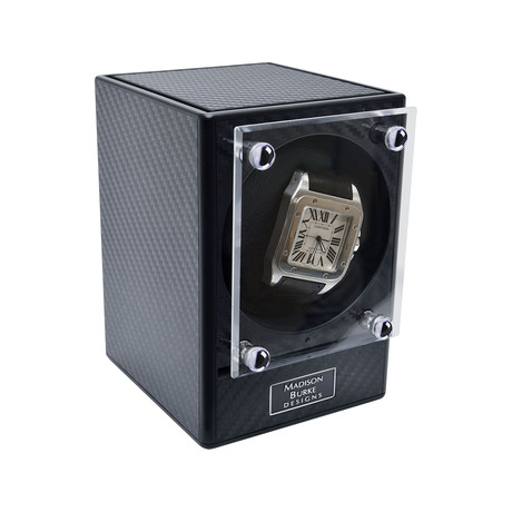 Link Modular Watch Winder // Black