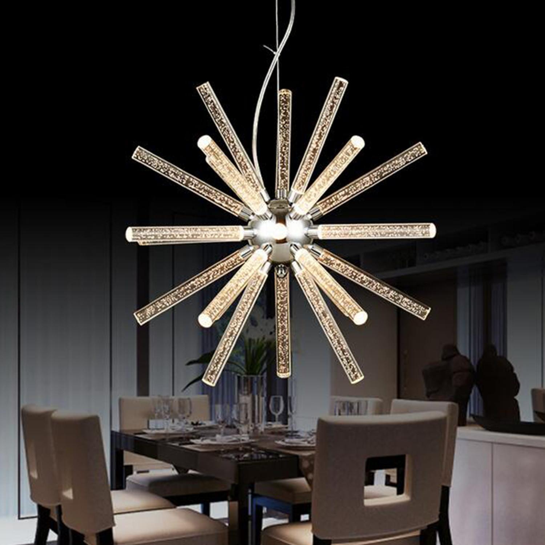 Starlight modern led pendant light ilumisense touch of modern starlight modern led pendant light arubaitofo Choice Image