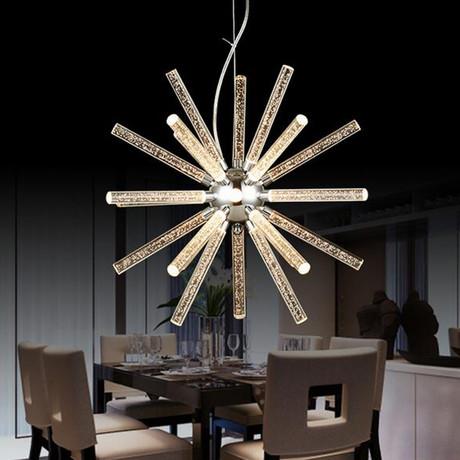 Starlight // Modern LED Pendant Light